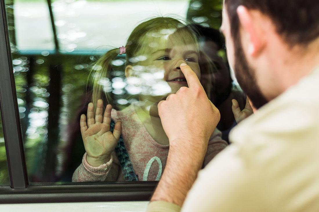 Wir trennen uns! Wie können sich unsere Kinder trotz der Trennung gut entwickeln?