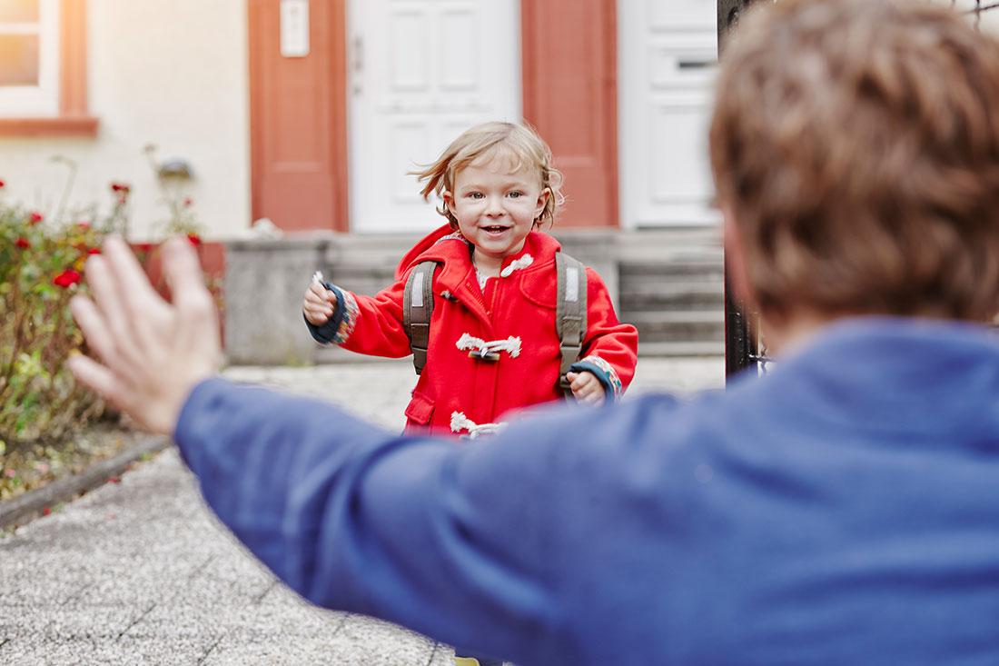 Wir trennen uns! Wie wirkt sich das Wohlbefinden der Eltern auf ihre Kinder aus?